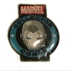 Jewelry - Marvel Collectors Pin Hat Lapel